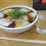力亭 - チャーシュー麺(大盛り)