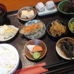 Genki-Dining 八百屋 - ランチの定食