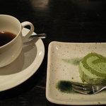 4084401 - デザート、コーヒー