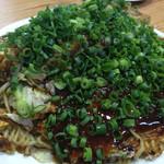 広島風お好み焼き かっちゃん - 広島焼き