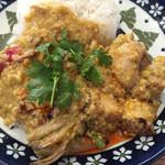 ピピテーブル - 鶏の玉子ポンカリーライス