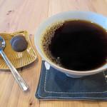 CAFE すずなり - コーヒー 380円