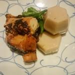 旬味 福でん - 蛸と里芋煮