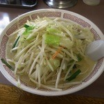 SLつけ麺 - タンメン(15-08)