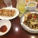 バーミヤン - 料理写真:ざぎょーと ホイコーロー