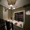Pasta Collection &  Bar 道月neo - 内観写真:女子会にうってつけの個室