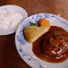 アデリータ - 料理写真:ハンバーグライスセット(ランチ)