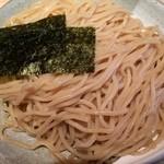 40848185 - つけ麺(冷やし)の麺
