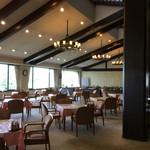 東海カントリークラブレストラン - 東海カントリークラブレストラン 店内