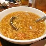 観悟雲 - スープ
