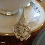 ティーハウス ムジカ - tea spoon
