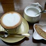 カピアンコーヒー - ウエット カプチーノ