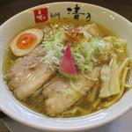 40850172 - 紀ノ国地鶏塩+ワンタン
