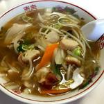 中華料理 揚子江 - 五目麺