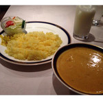 40852661 - Fish Curry creamy nuts Sauce