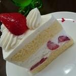 40857019 - ショートケーキ