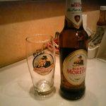 リストランテたむら - ビール