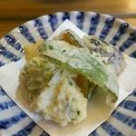 みやた - 若草の天ぷら
