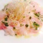 リベルテ - 築地直送‼︎鮮魚のカルパッチョ