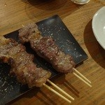 いなり - ラム串焼き