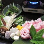 金武 - しゃぶしゃぶのお肉と島野菜