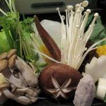 金武 - 島野菜盛り合わせ