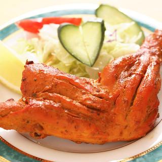 インド料理をもっと楽しむなら、タンドリーをお勧めします♪