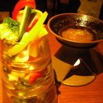 Cafe&dining Bambi - バーニャカウダ