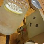 ホテイヤロッヂ - 2015.8 漬け込みカクテル レモンソーダ