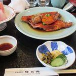 海鮮料理 竹ノ内 - 煮魚定食