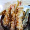 海鮮食堂 太陽 - 料理写真:海鮮天丼(大)