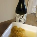 漁師の魚屋 - 浜千鳥 特別純米酒と