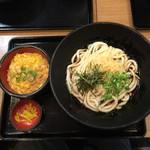40867652 - Aセット(麺大盛)