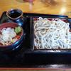 萬屋 - 料理写真:せいろそば(670円)_2015-08-08