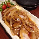 たま銀 de うらら - 豚肉生姜焼き