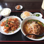 台湾料理 鴻翔 - 激辛台湾ラーメン&台湾風唐揚げ