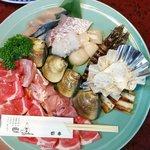 Taiyoshihyakuban - 寄せ鍋 3240円×2人前