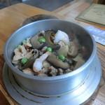 釜めし浜しん - 料理写真:釜飯