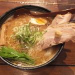 らーめん木蓮 - 味噌チャーシューメン