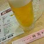 40875693 - 飲み放題 生ビール