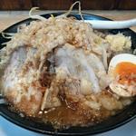 40878124 - 【ラーメン (麺少なめ)】¥750