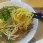 40878386 - 中太ちぢれ麺