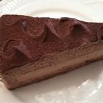 40878402 - チョコレートケーキ