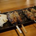 鳥料理専門店 瀬戸鳥 - 【串たち】