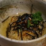 鳥料理専門店 瀬戸鳥 - 【焼きおにぎり茶漬け】