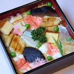 きし鮓 - ちらし寿司