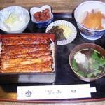 うなぎ山口 - 料理写真: