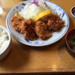 とんかつのあさ川 - 豚ヒレかつA(4個付)