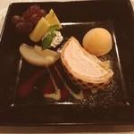 ぶどうの丘 展望ワインレストラン - デサート