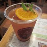 ナゴミナチュルア - オレンジアールグレイ